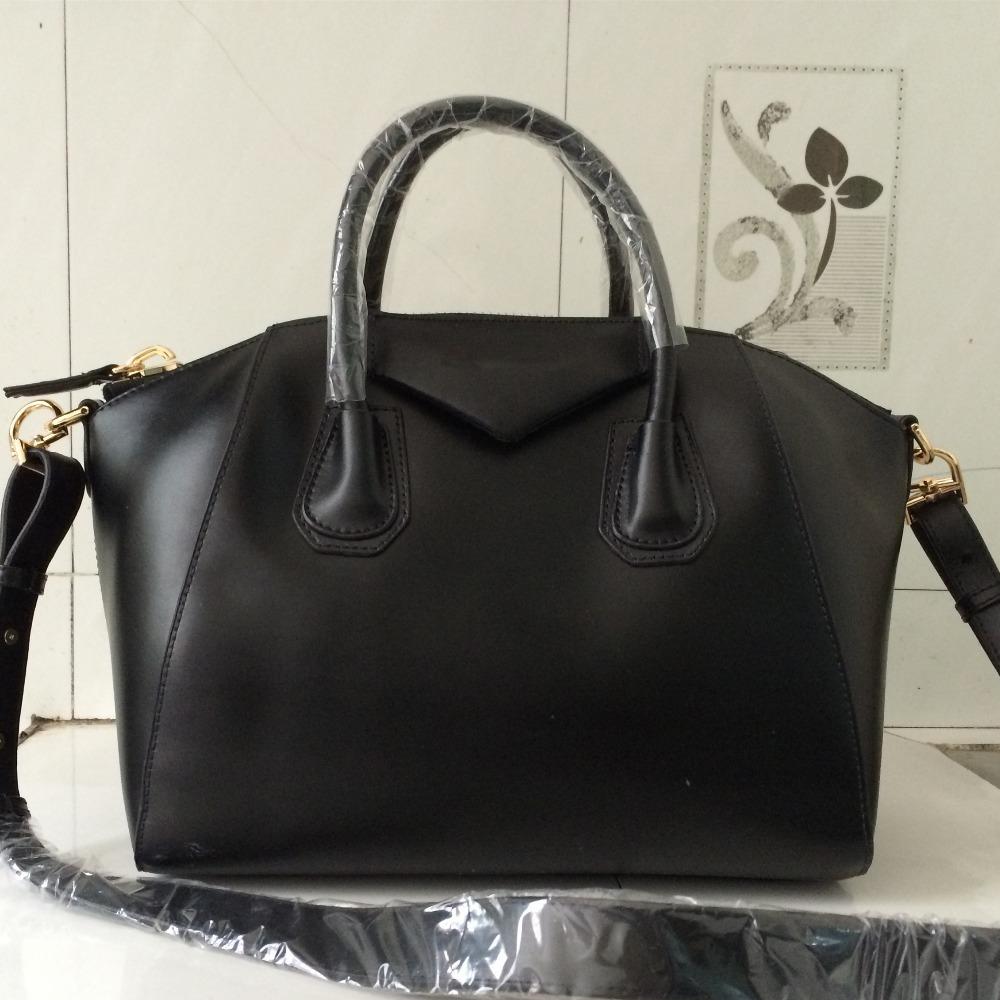 Luxury famous brand antigona genuine leather bags for women fashion designer handbags high quality tote shoulder bags NEW 2015(China (Mainland))
