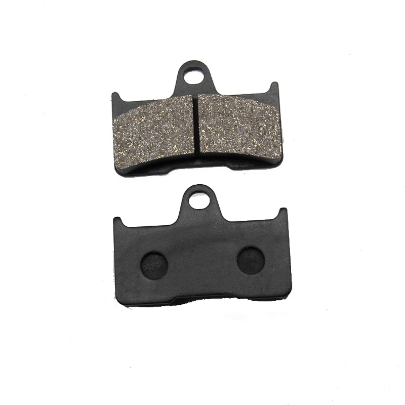 1Pair Of 30% Copper Powder Rear Brake Pad For CF Moto /CFMoto CF500 500 500CC /CF188 CF600 600 600CC /CF196 ATV UTV(China (Mainland))