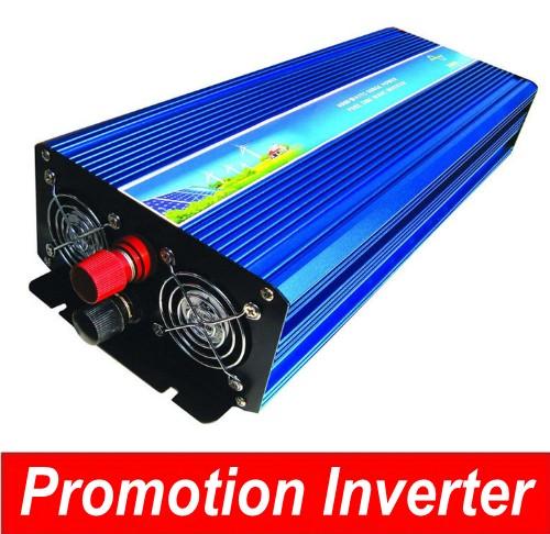 12V 24V 48V 3000w inverter 3kw pure sine wave, off grid tie, solar home inverter(China (Mainland))