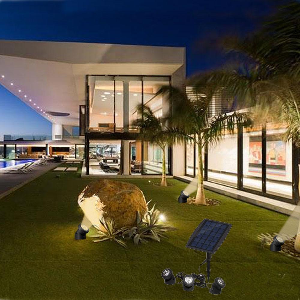 solar wedge outdoor light promotion achetez des solar wedge outdoor light promotionnels sur. Black Bedroom Furniture Sets. Home Design Ideas