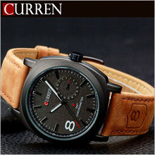 Curren quartz  watches men luxury brand relogio masculino reloj hombre relojes marca male clock men orologio uomo montre homme
