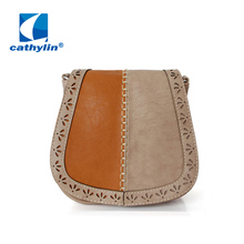 Fashion Candy Color Women Messenger Bag Casual Women Bag Vintage PU Leather Marcie Women Shoulder Bag
