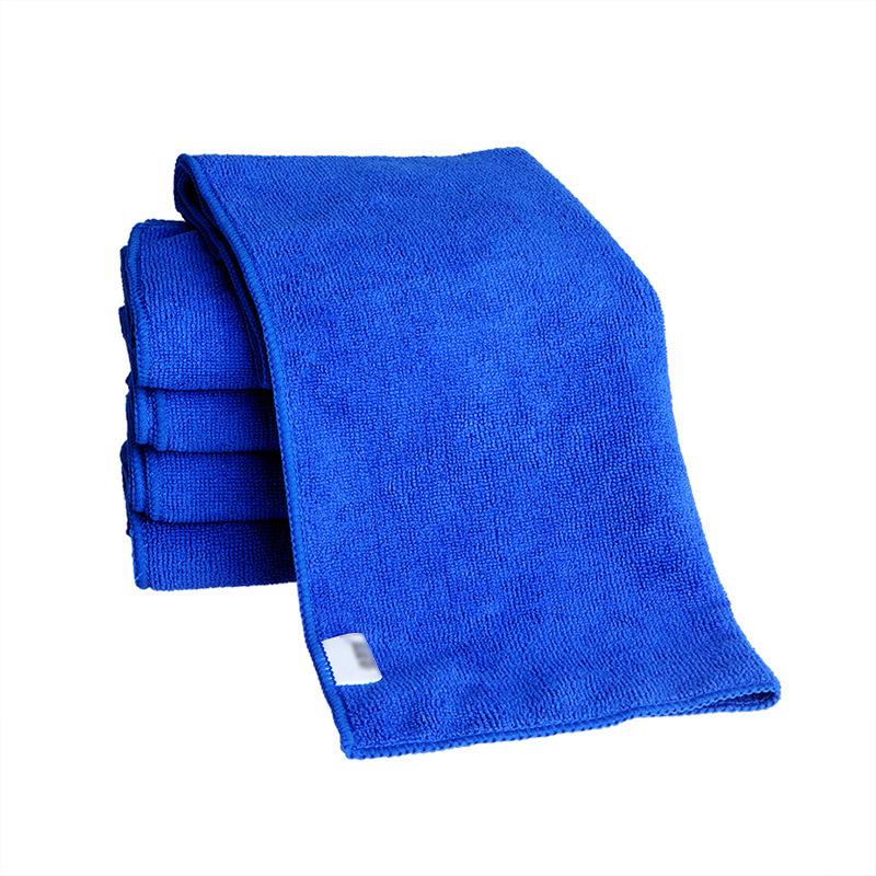 Микрофибра полотенце чистка машин отмыть ткань автомобиль 30 x 70 см полотенца микрофибра уход полотенца для рук