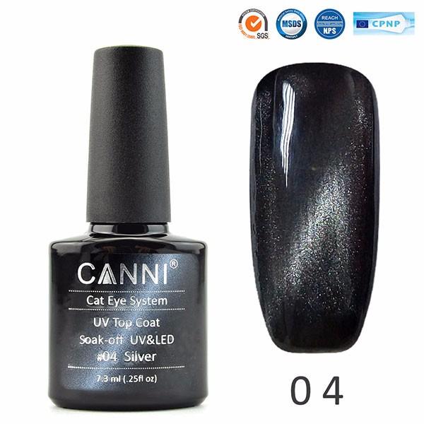#50618 CANNI Nail Painting Varnish New Fashion 141 Pure Colors UV LED Soak off Gel Nail Color #501-#530