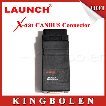 2015 High Quality Original Launch X431 CAN BUS II Connector OBDII EOBD CANBUS 2 Free Shipping