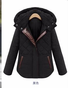 Скидки на 2017 Вниз Пальто Парки женские Зимние Куртки Зима Длинный Жакет женщины Высокого Качества Теплый Женский Теплый Парка Капот S-2XL вниз куртка