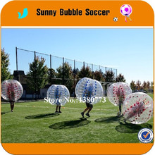 12pcs +2blower 1.5m TPU Body Zorb Ball For Team Building ,loopy Ball,Bumper Ball,Bubble Soccer ,Human Hamster Ball For Sale(China (Mainland))