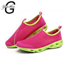 2015 New Fashion Women Sneakers Cheap Walking Mens Flats Shoes Unisex Breathable Mesh Air Shoes 5 colors Zapatos Mujer Trainers