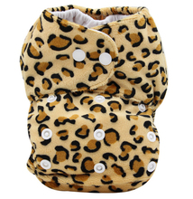 9 Colors 1pcs Washable Reusable Infant Nappy Cloth Diapers Free Size Breathable Waterproof Newborn leopard Cloth Diaper Cover(China (Mainland))