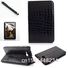 2015 new luxury high-quality Smart Stand case capa for samsung galaxy Tab 3 Lite SM-T113 T111 T116 7″ Tablet cover