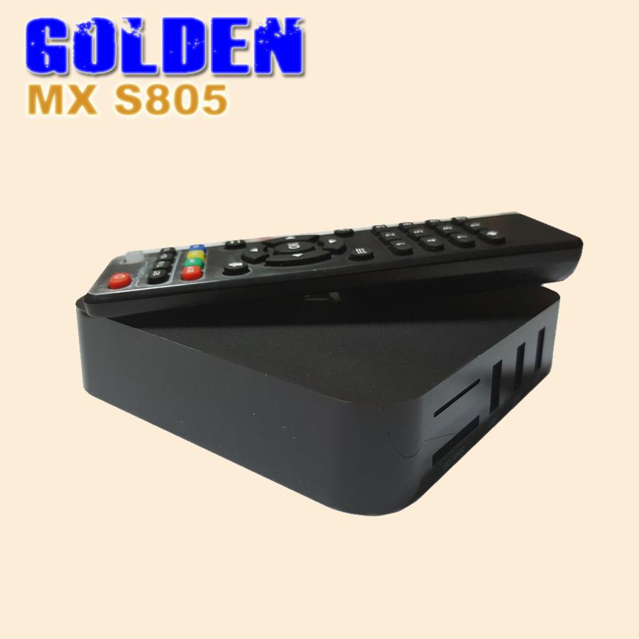 [SG POST] XBMC Preload MX S805 Android 4.4 TV BOX Quad Core 1GB+8GB Cortex A5 1.5GHZ+Mali-450 Android 4.4 WIFI Media Player MX(China (Mainland))