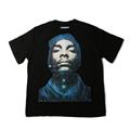 S XL New Hip Hop Long Oversize T shirts 2017 High Street Spring And Summer 3D
