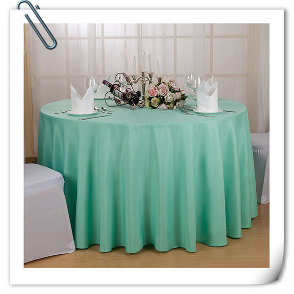 Big Discount !! 20 pieces 70 '' round polyester blue table cloth/table linens for wedding party decoratin Free Shipping(China (Mainland))