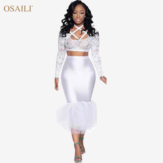 all white long sleeve club dress « Bella Forte Glass Studio