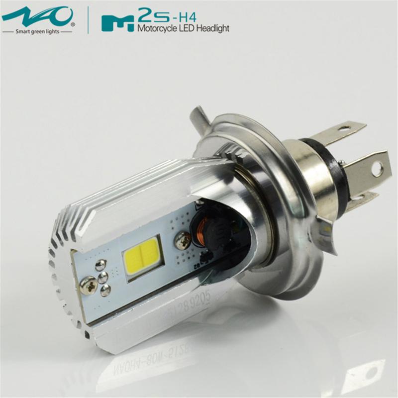 led moto phares ampoules h4 hs1 plug dc ac12v 6 w 800lm 6500 k haute basse faisceau cree. Black Bedroom Furniture Sets. Home Design Ideas