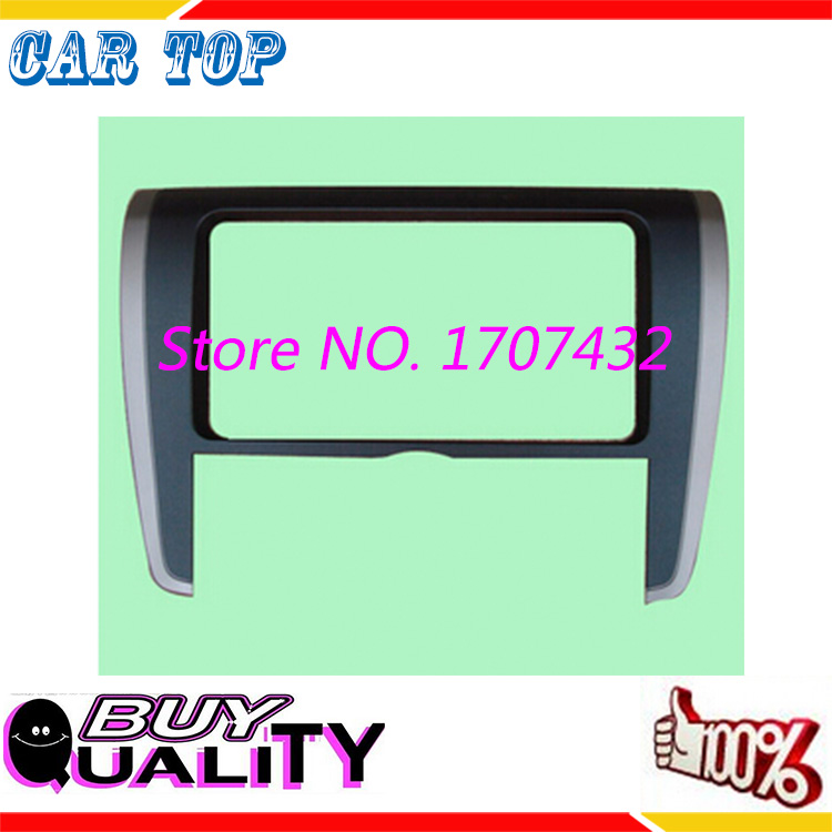 Car refitting DVD frame,DVD panel,Dash Kit,Radio Frame,Audio frame Fascia Toyota Allion 260, 2DIN