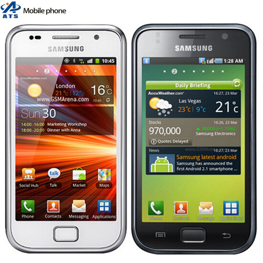 "i9001 Original Samsung Galaxy S Plus i9001 Mobile Phone 3G GPS Wifi 4.0"" Touch Screen 5MP Free Shipping(China (Mainland))"