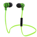 Sports Headset with Microphone Wireless Stereo Earphone Bluetooth V4 0 Headphone Earbuds Handsfree For Samsung iPhone7