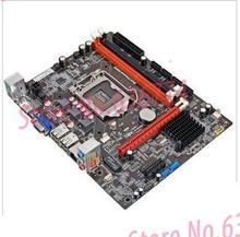 H61u v27 четырехъядерный процессор компьютера h61 материнская плата