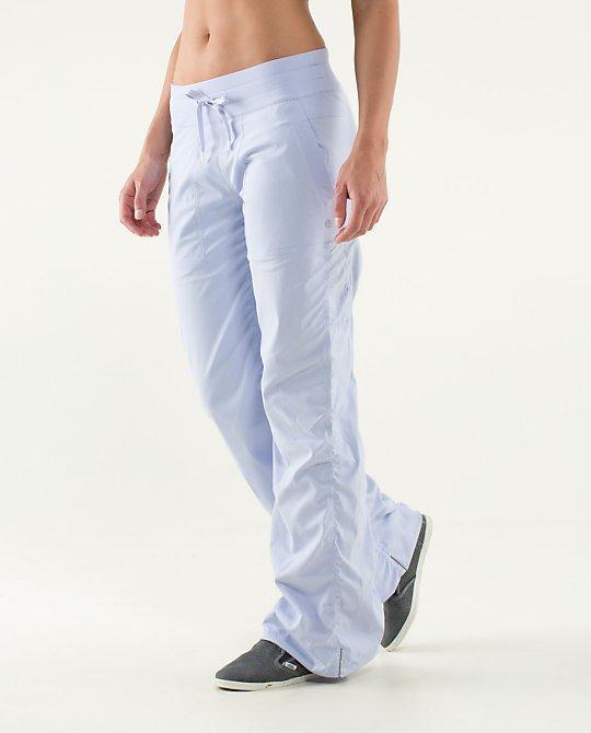 Yoga Pants Women Studio Pant II *No Liner Bora Color Size
