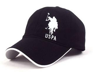 New Fashion Snapbacks Men and Women Polo Baseball Caps Sport Gorras Golf Snapback Sun Hats(China (Mainland))