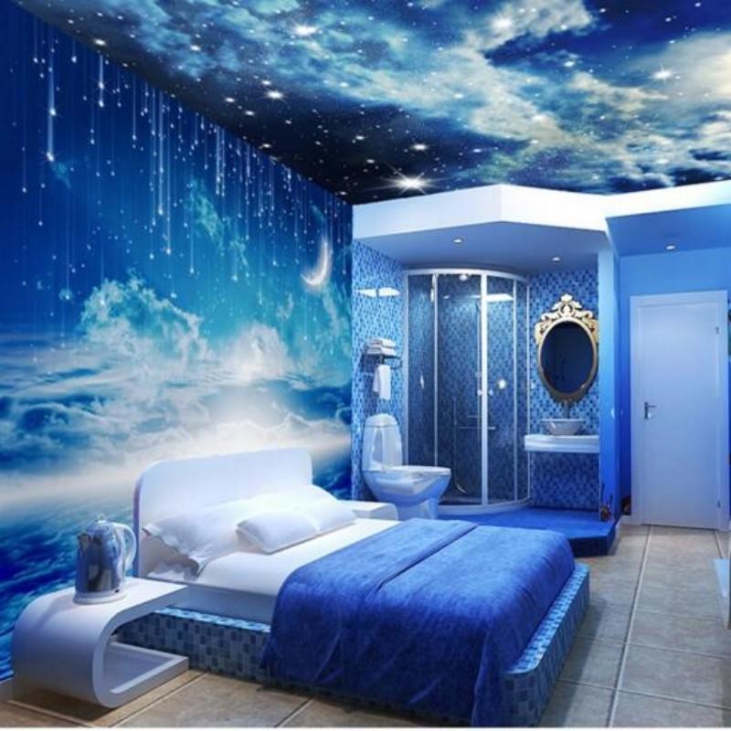 decke tapete galaxy kaufen billigdecke tapete galaxy partien aus china decke tapete galaxy. Black Bedroom Furniture Sets. Home Design Ideas