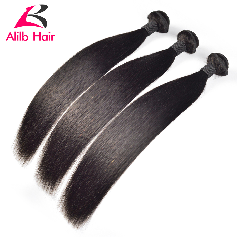 Grade 6A Brazilian Virgin Hair Straight 3pcs lot Cheap Brazilian Hair Weave 8-30 Remy Human Hair Extension very soft<br><br>Aliexpress