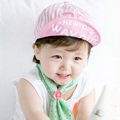 Baby Hat Sunshade Pink Beach Outdoor Cap Sweet Princess Girls Everything For Children Clothing And Accessories