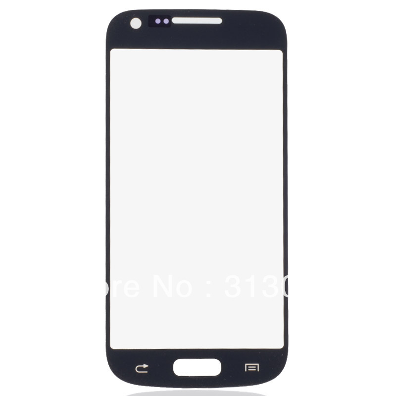 SABlue Front Outer Screen Glass Lens for Samsung Galaxy S4 Mini i9190 i9195 i9192 D0682 P