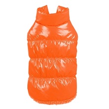 Hot Winter Dogs Pet Cat Padded Vest Coat Puppy Warm Down Fleece + Polyester Jackets Clothes XS-XXXL(China (Mainland))