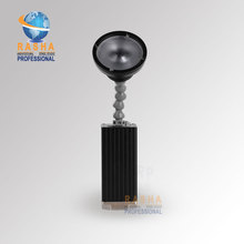 2X LOS Qualität 10 Watt Warmweiß Batteriebetriebene WIFI LED Pinspot Licht Mit IR Fernbedienung, Magnetische Für Hochzeit DJ Party(China (Mainland))