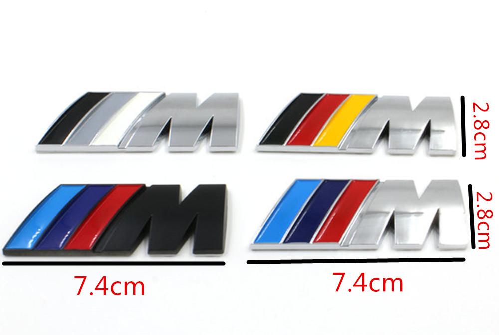 Amazoncom OEM BMW M Logo Sticker Automotive