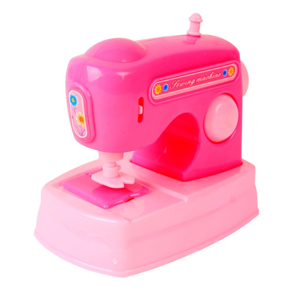 Machine Toys For Girls : Aliexpress buy mini simulation applicances sewing