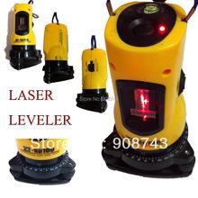 Zt línea kit nivel láser cruz nivel láser rojo 2 líneas instrumentos ópticos