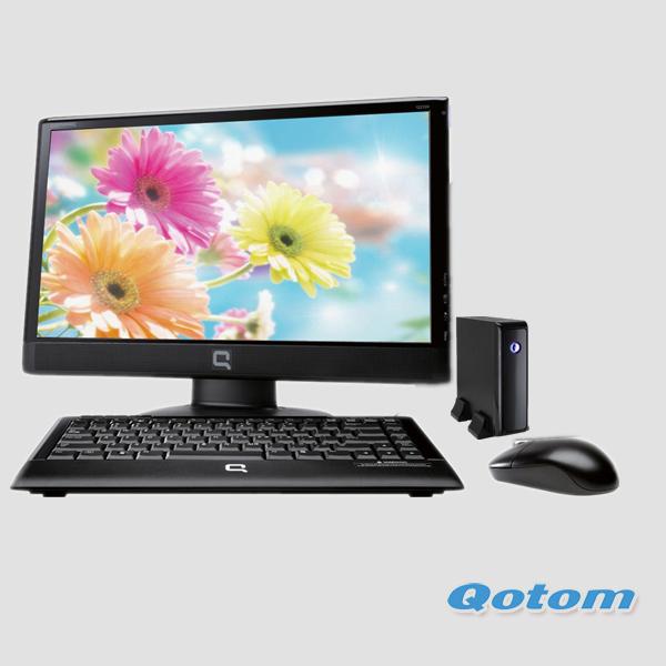 Qotom mini pc  Qotom-T32 bay trail J1800   X86 baytrail htpc 1080P Full HD mini desktop pc<br><br>Aliexpress