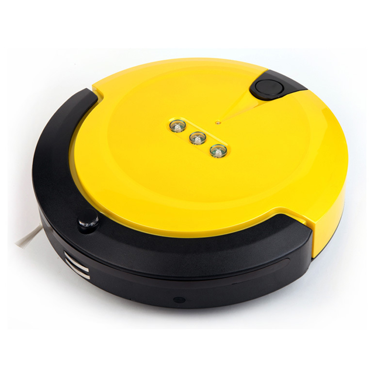 Suction larger more thorough cleaning robot vacuum cleaner(China (Mainland))
