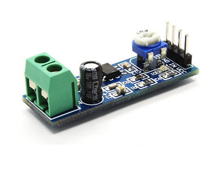 LM386 20 Multiplier Gain Audio Amplifier Module(China (Mainland))