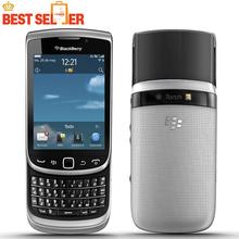 100% original blackberry torch 9810 cell phone unlocked 3.2'' 768MB RAM 8GB ROM unlocked 9810 phone(China (Mainland))