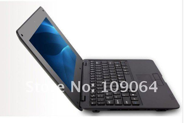 Свободная перевозка груза fs! 10.1 дюймов нетбук VIA 8880 двухъядерный андроид 4.2 процессора 1.5 ГГц Wifi ROM 4 ГБ HDD ( русский Keybard вариант )
