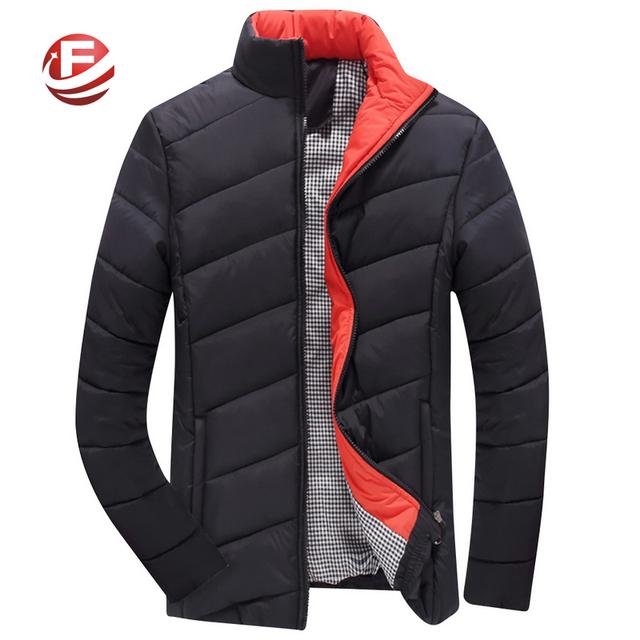 Вниз парки мужчины зимние куртки толстый открытый пальто большой размер м-5xl высокое ...
