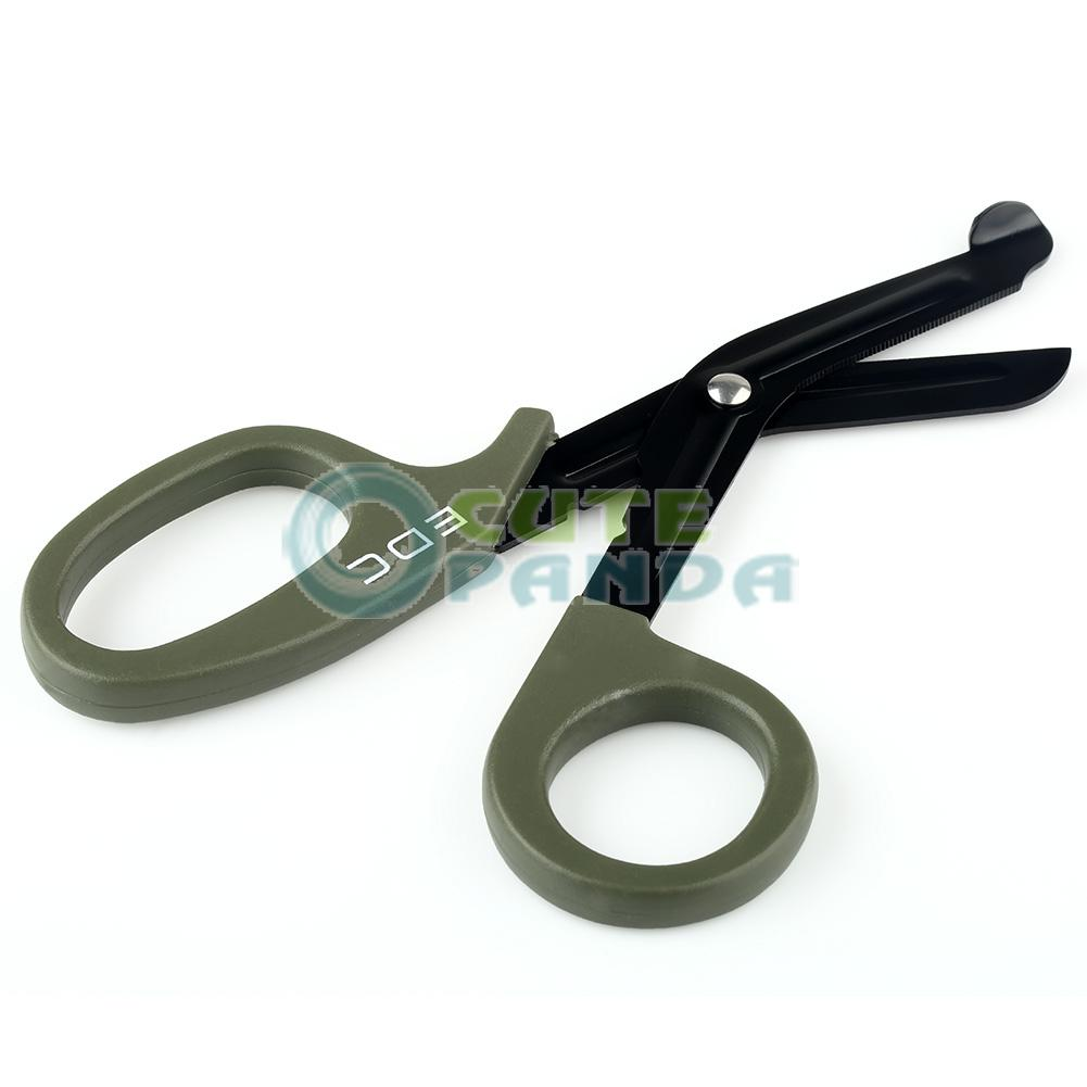 "2015 New High Quality 6"" Nurse/EMT/Medical Shears Bandage Paramedic Trauma Scissors Doctor First Aid New(China (Mainland))"