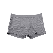 Men's Super-elastic Hollow Breathable and Comfortable Antibacterial underwear high quality(China (Mainland))