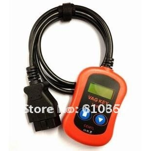 VAG PIN Code Reader and Key Programmer Device via OBD2 with fast delivery(China (Mainland))