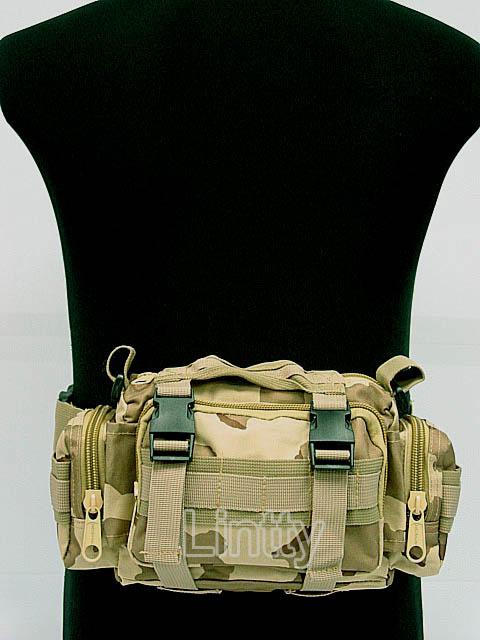 Molle Tactical Utility Gear Shoulder Waist Pouch Carrier Bag Outdoor Sport Assault tactical bags<br><br>Aliexpress