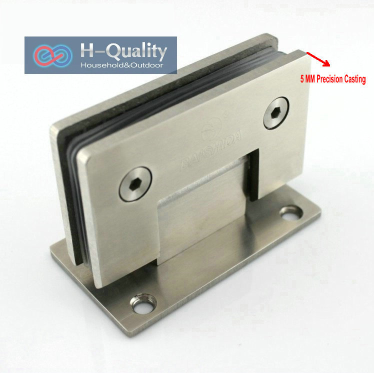 Thicken degree precision casting and wire drawing