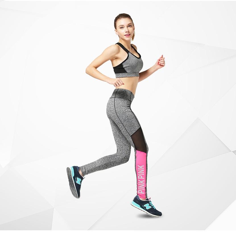 Solid Fitness Leggings