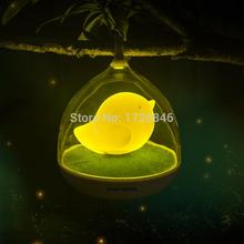 Free shipping Birdcage Led night light for bedroom corridor kis baby children night lamp Atmosphere lamp home decoration(China (Mainland))
