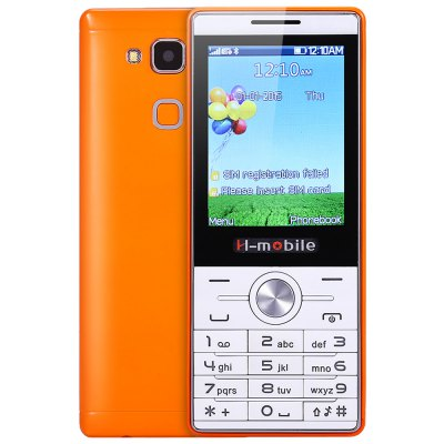 H-Mobile M7 2.4 inch Quad Band Unlocked Phone with FM Video Recorder Camera MP3(China (Mainland))
