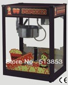 WTP6C 1450W Oz 8 luxury valley machine popcorn machine corn machine belt roof<br><br>Aliexpress
