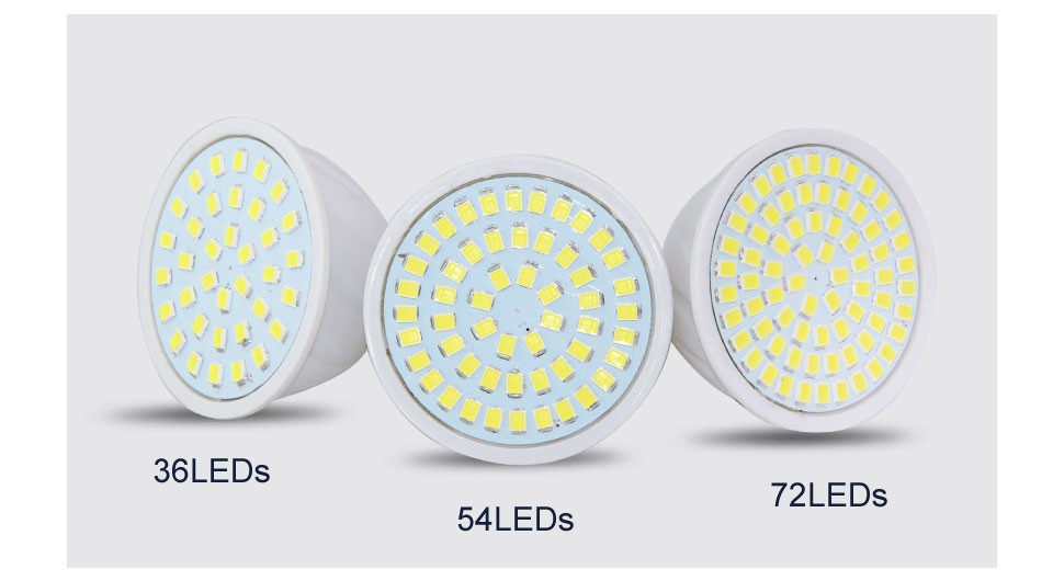 MR16 GU10 E27 Led Spotlight Led Lamp12